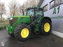 John Deere 6195R MY16 tracteur agricole occasion