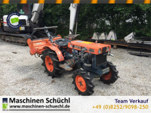 Kubota B7000 Schmalspurschlepper mit Fräse 4x4 farm tractor used