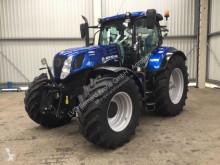 Használt mezőgazdasági traktor New Holland T 7.250