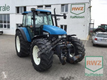 Tracteur agricole New Holland TS115 Schlepper occasion