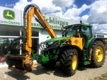 Mezőgazdasági traktor John Deere 6190R használt