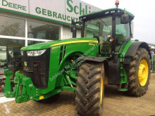 John Deere 8345R farm tractor used