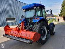 Tractor agrícola New Holland TD 100 met nieuwe klepelaar usado