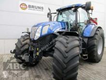 Tractor agrícola New Holland T 7070 AUTOCOMMAND usado