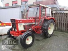 Tractor agrícola Case IH 744 S usado