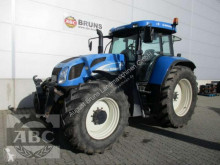 New Holland T 7550 AUTOCOMMAND farm tractor used