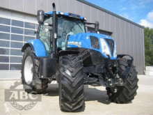 Tractor agrícola New Holland T7.200 RC + PC usado
