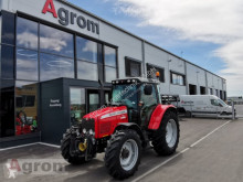 Mezőgazdasági traktor Massey Ferguson 6460 használt