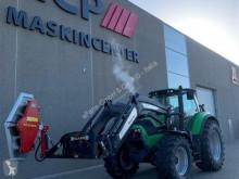 Tractor agrícola Deutz-Fahr 6160 c-shift profiline frontlæsser usado