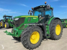 Tractor agrícola John Deere 6R 6210r usado