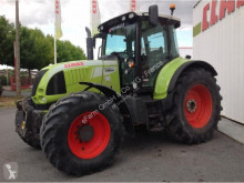 Used farm tractor Claas