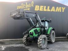 Tracteur agricole Deutz-Fahr 5120 Agrotron TTV occasion