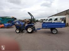 tractor agrícola Iseki