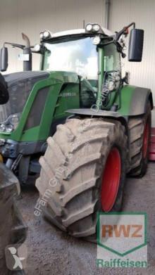 Tracteur agricole occasion Fendt