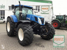 Tracteur agricole New Holland occasion