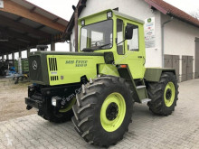 Tracteur agricole Mercedes occasion