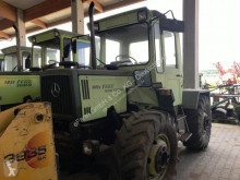 Tractor agricol Mercedes second-hand