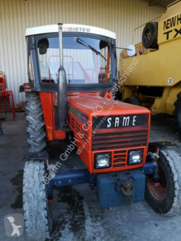 Same farm tractor used