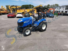 Tractor florestal New Holland BOOMER 25