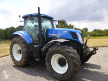 New Holland farm tractor T7.270 AC