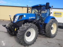 Tractor agrícola New Holland T7.220 usado