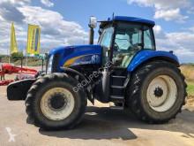 Tractor agrícola New Holland T 8030 usado