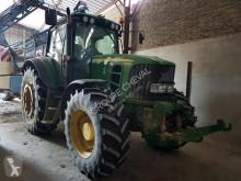 Tractor agrícola John Deere 6930 usado