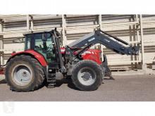 tractor agrícola Massey Ferguson 6480