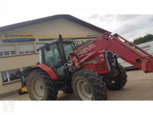 tracteur agricole Massey Ferguson 6190
