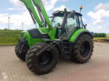 Tractor agrícola Deutz-Fahr Agrotron 6160 TTV + FL + FZ usado