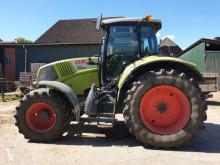 Tractor agrícola Claas Axion 810 usado