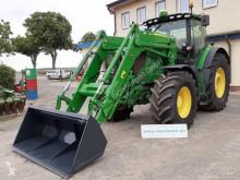 landbouwtractor John Deere 6215R + FL