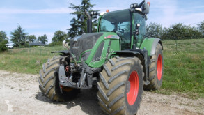 tracteur agricole Fendt 718 S4 POWER