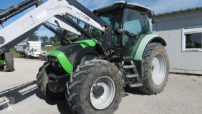 Tractor agrícola Deutz-Fahr Agrotron K 420 AGROTRON K 420 usado