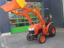 Tracteur agricole Kubota ST401 incl Frontlader