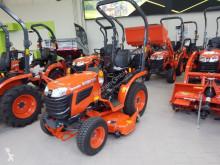 Kubota mezőgazdasági traktor B1181 incl Zwischenachsmähwerk