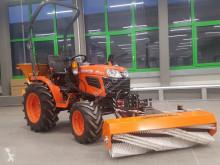 Селскостопански трактор Kubota B1161 incl Frontkehrmaschine нови