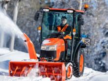 Tracteur agricole Kubota ST341C ab 0,0% neuf
