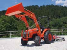 Tractor agrícola Kubota L1361 incl Frontlader nuevo