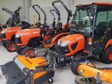 Kubota BX261 incl Kehrmaschine ab 283,-€ 农用拖拉机