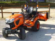 Tractor agrícola Kubota BX231 incl Mulcher-Demomaschine nuevo
