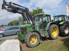 tracteur agricole John Deere 6506