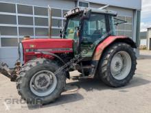 Tractor agrícola Massey Ferguson 6160 usado