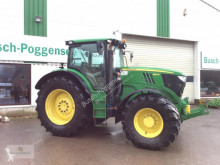 Tractor agrícola John Deere 6190 R usado