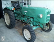 tractor agricol MAN