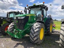 Tractor agrícola John Deere 7290R usado