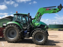 Tractor agrícola Deutz-Fahr 6190 TTV usado