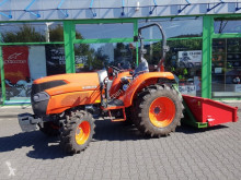 tractor agrícola Kubota L1501 incl Heckcontainer