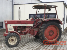 Tracteur agricole occasion Case IH 644