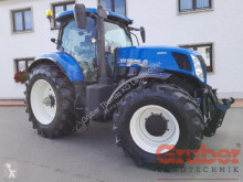 New Holland T7.220 AC farm tractor used